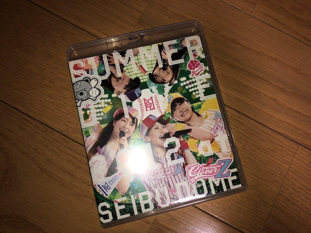 ももクロ「SUMMER DIVE 2012」のDVD
